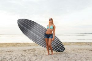 Ekouaer Women's Board Shorts