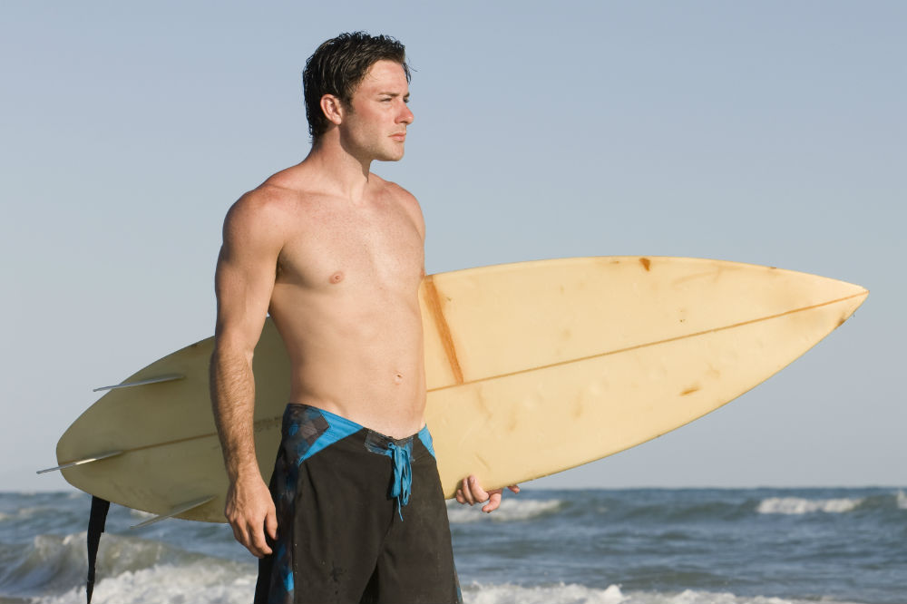 Best Board Shorts for Tall Guys